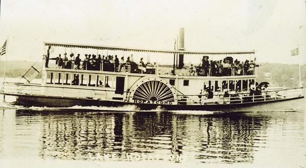 Steamer Hopatcong