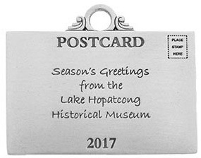 2017 Lake Hopatcong Ornament
