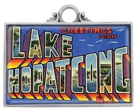 2017 Lake Hopatcong Ornament