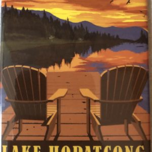 Lake Hopatcong Magnet – Dock