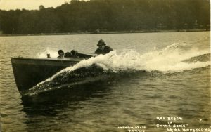 A Chapter of Lake Hopatcong's History, Rex Beach
