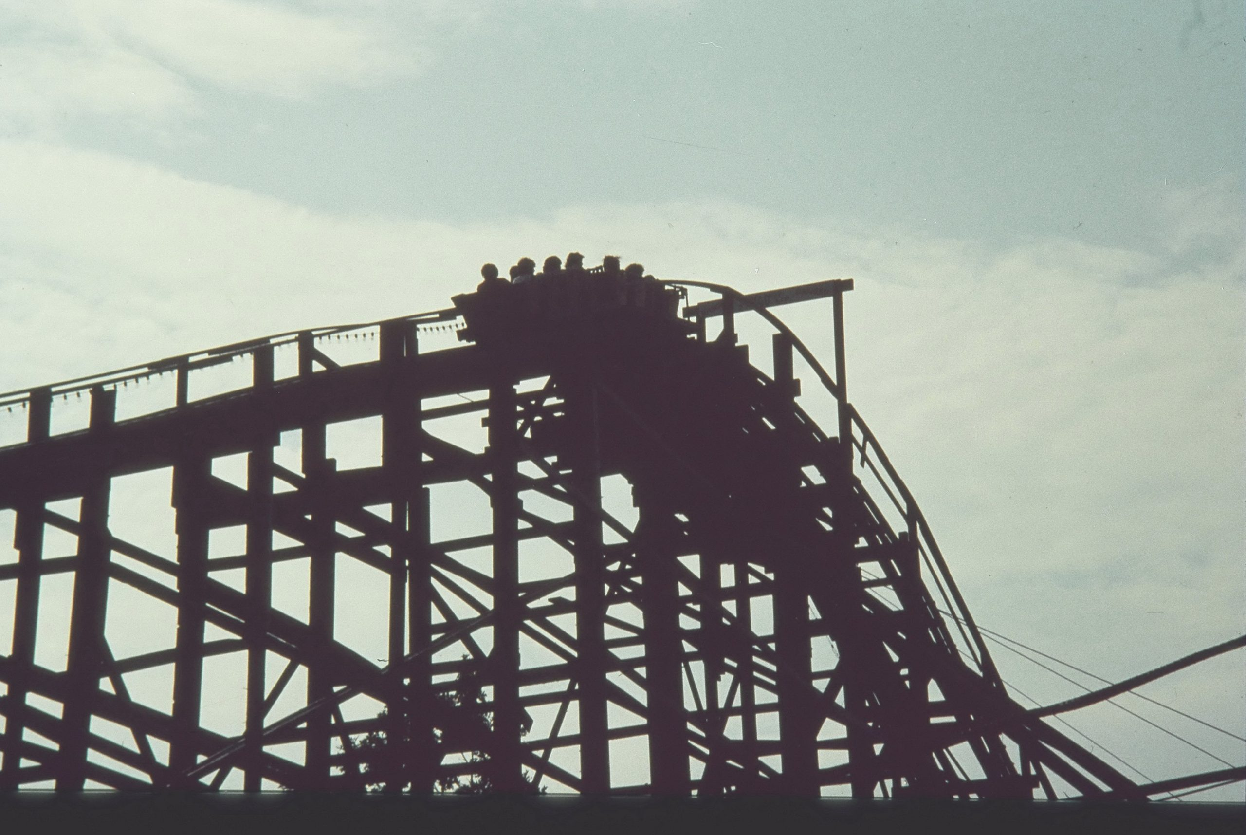 The Lake's Famous Coaster